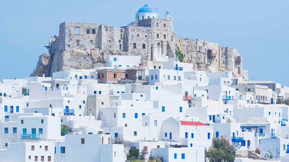 Griechische Insel Astypalea
