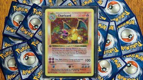 Pokémon-Karte für 12.000 Euro versteigert