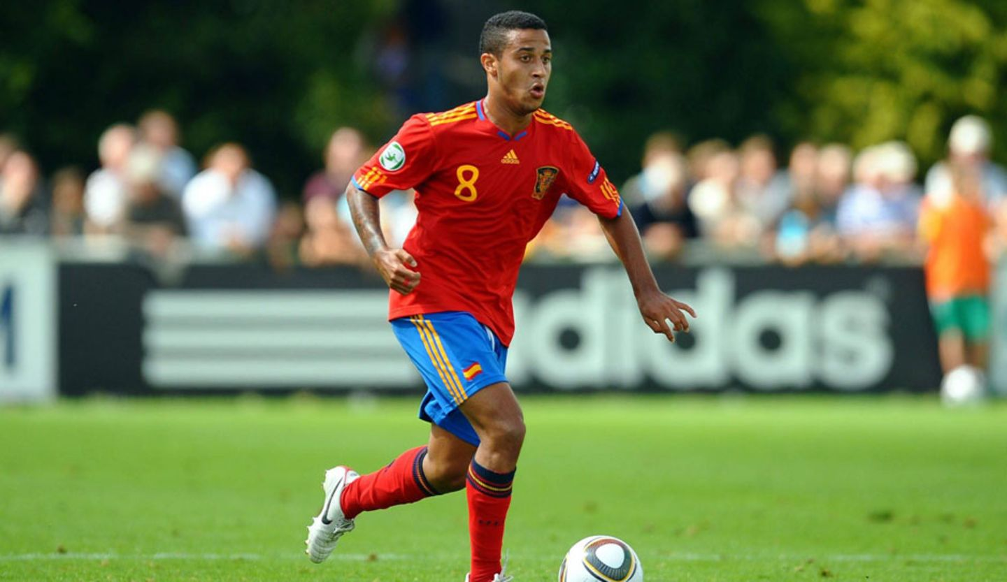 ONLY GERMANY Thiago Spain