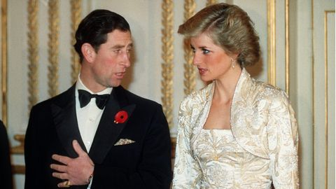 Prinz Charles, Prinzessin Diana