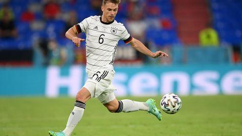 Nationalspieler Joshua Kimmich spielt natürlich auch gegen Portugal - nur wo, ist noch offen
