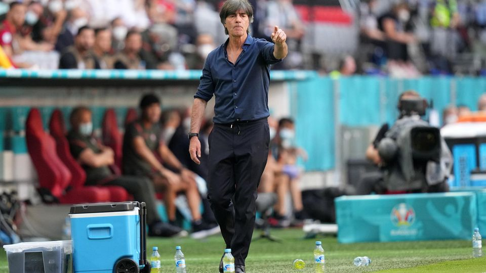 Joachim Löw gegen Portugal: Hoch gepokert, viel gewonnen