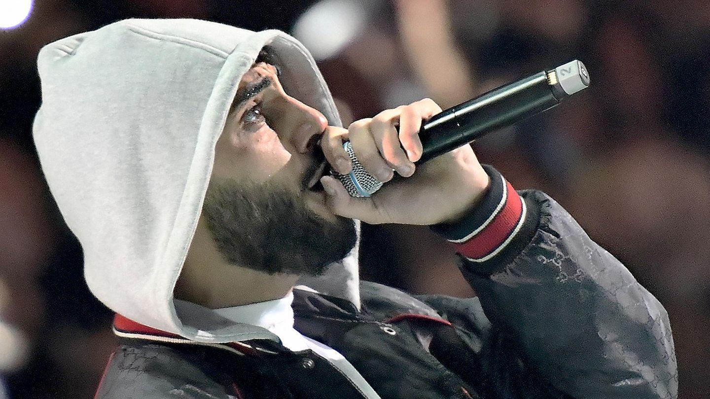 Rapper Samra