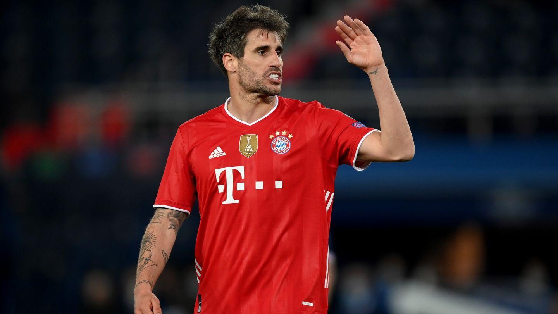 Javi Martinez FC Bayern Champions League 13042021