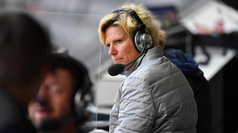 ZDF-Kommentatorin Claudia Neumann