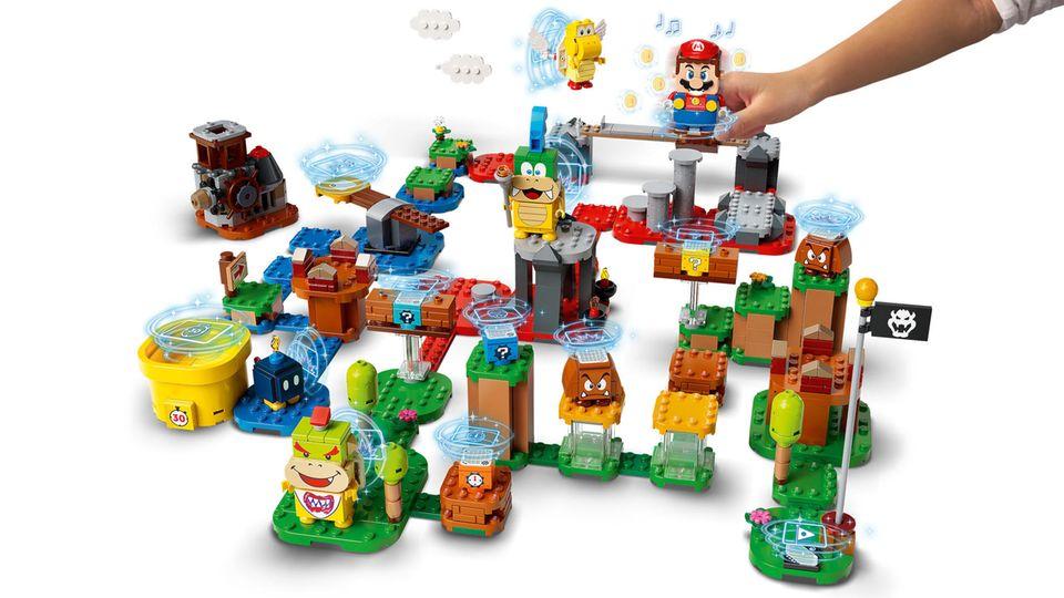 Lego-Neuheiten: Die Super-Mario Serie von LEGO
