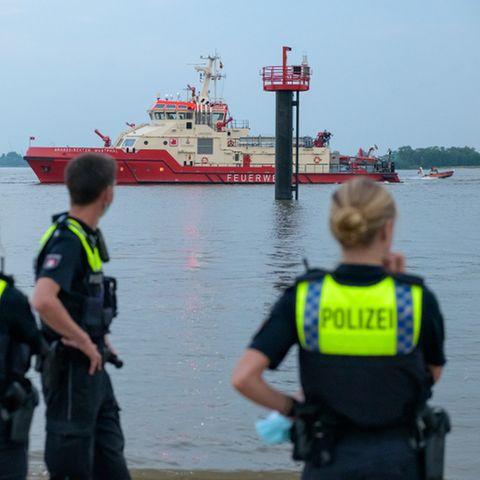 Hamburg: 15-Jähriger ertrinkt in der Elbe – Bruder sticht offenbar dessen Freund nieder