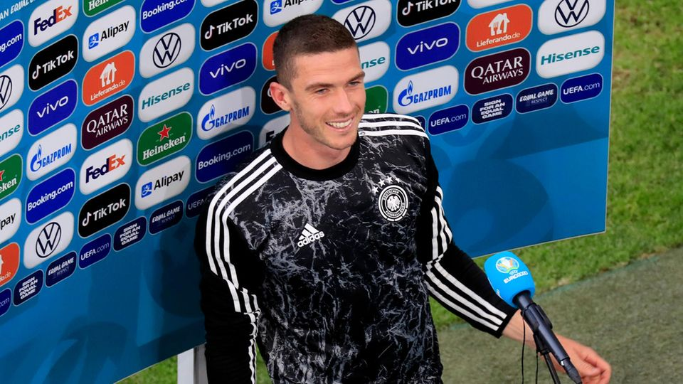 EM 2021: Robin Gosens  im Spiel gegen Portugal