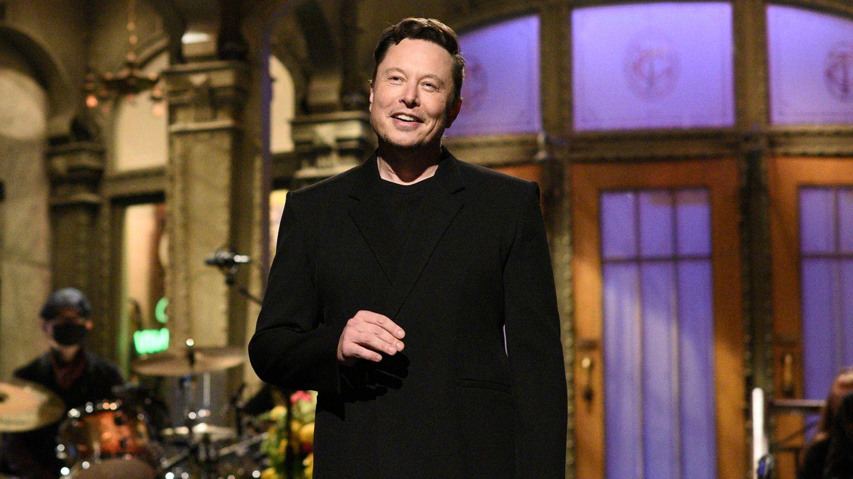 Elon Musk bei einem TV- Auftritt