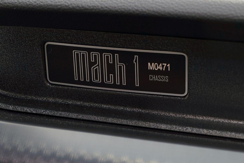 Ehre wem Ehre gebührt, jedes Chassis wird durchnummeriert