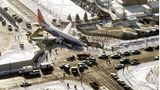 Southwest Airlines am Chicago-Midway Airport