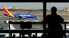 Boeing 737 von Southwest Airlines