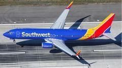 Die Airline betreibt eine der größten Flotten weltweit mit 744 Flugzeugen, alles Jets vom Typ Boeing 737 unterschiedlicher Versionen.