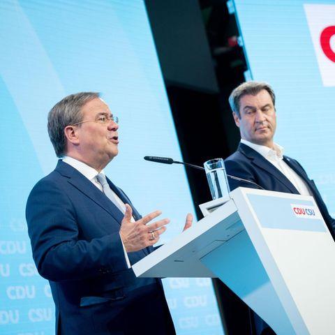 """News von heute: Union präsentiert Wahlprogramm – CDU und CSU versprechen """"Modernisierungsschub für Deutschland"""""""