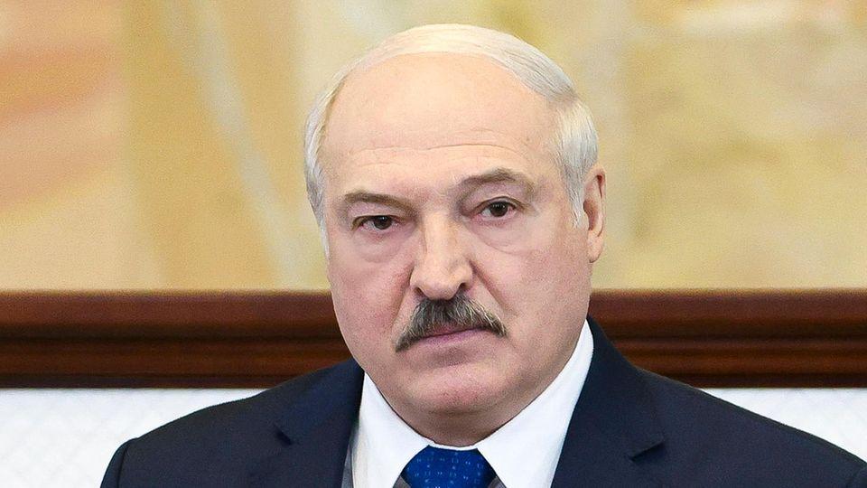 Der belarussische Machthaber Alexander Lukaschenko