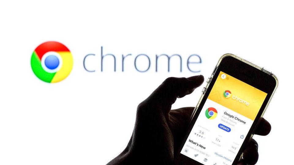 Sicherheitslücke bei Google Chrome erfordert schnellstmögliches Update.