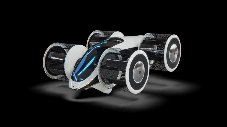 Die Trommeln sind keine Reifen, sie sind die Rotoren.