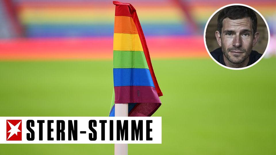 Micky Beisenherz  über die Uefa und die Regenbogenfarben