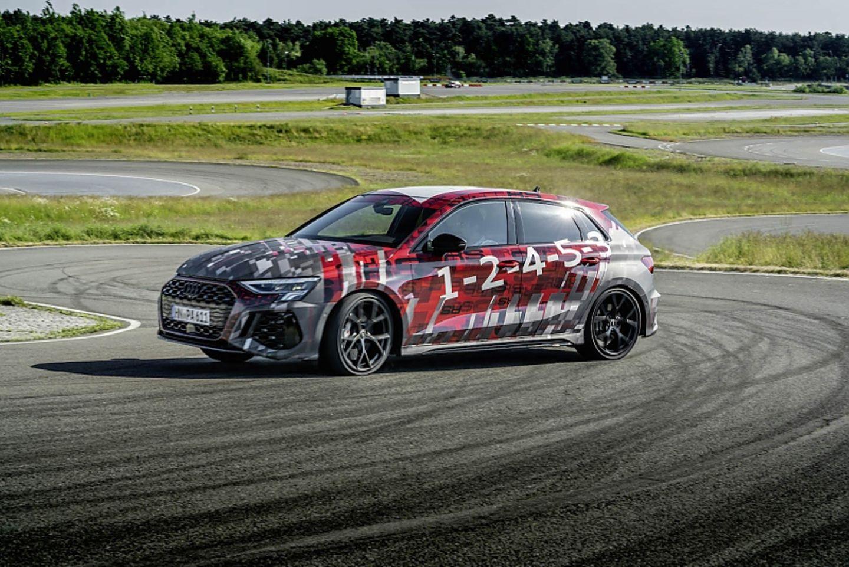 Audi RS3 Prototyp