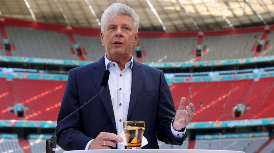 Dieter Reiter, Münchens Oberbürgermeister