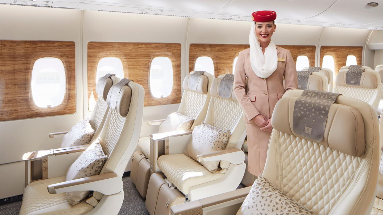 Emirates Premium Economy Class