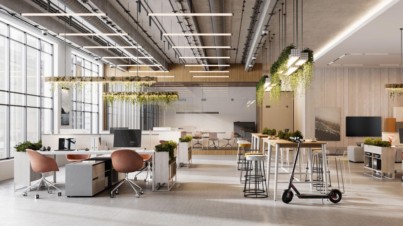 Büroflächen müssen attraktiver werden, sagt Immobilien-ExpertinSabine Eckhardt