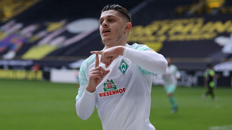 Werder Bremen Rashica
