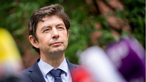 Christian Drosten, Direktor des Instituts für Virologie an der Charité