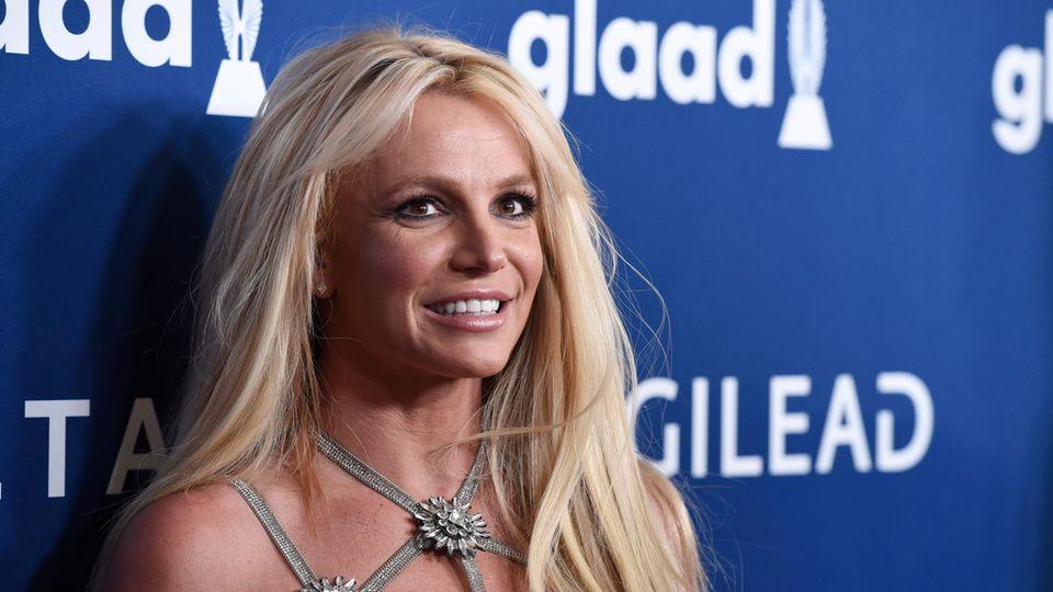 Britney Spears bei den 29. GLAAD Media Awards 2018