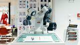 Robotic - das Institut ist auf der Höhe der Zeit.