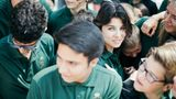 Es wird Wert auf eine echte internationale Zusammensetzung der Schüler gelegt.
