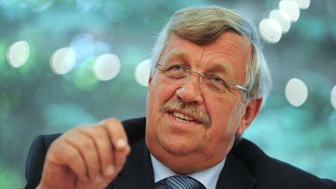 Der ehemalige Kasseler Regierungsdirektor Walter Lübcke