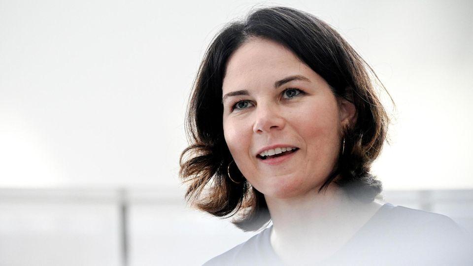 Grüne Kanzlerkandidatin Annalena Baerbock