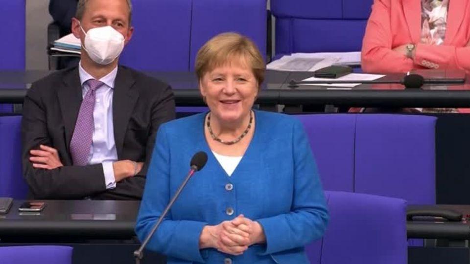 News von heute: Bombenalarm im Wahlkreisbüro von Angela Merkel