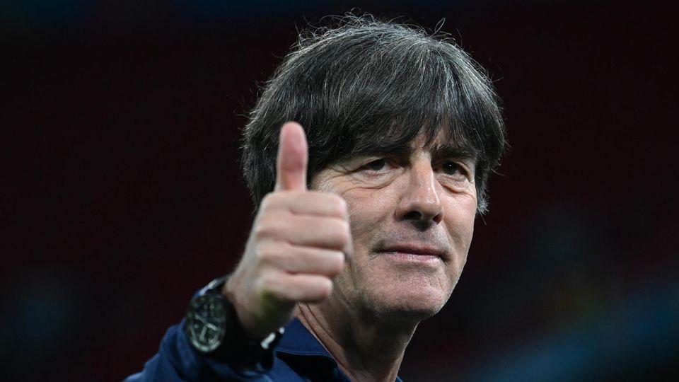 EM 2021: Fußball-Bundestrainer Joachim Löw