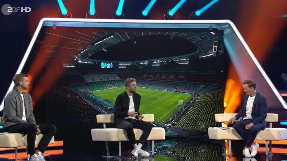 EM 2021: ZDF-Berichterstattung zu Spiel Deutschland - Ungarn
