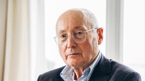 Stefan Aust, 74, entdeckte auch bisher unbekanntes Filmmaterial