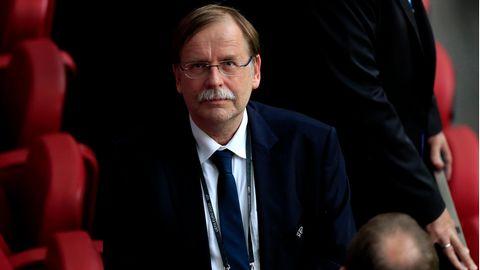 Rainer Koch, kommissarischer Präsident des Deutschen Fußball-Bundes