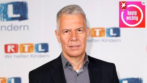 Peter Kloeppel, hier im November 2018 beim RTL-Spendenmarathon in Köln