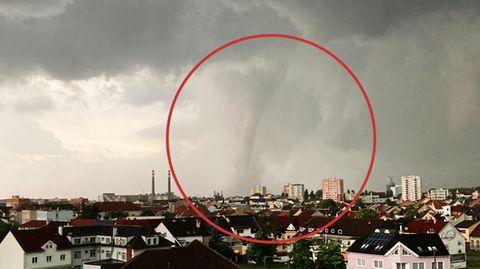 Tornado Tschechien
