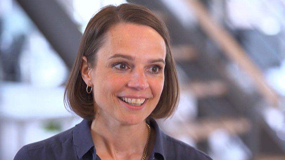 Unternehmerin Eva-MariaMeijnen
