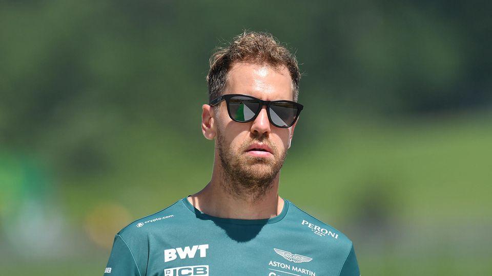 Vettel kritisiert UEFA im Hinblick auf das Verbot der Regenbogenfarben-Aktion.