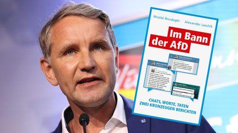 Björn Höcke ist das Gesicht des rechten Flügels der Partei