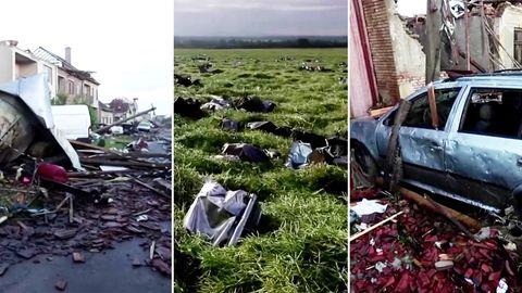 """Wetterexperte zu Tschechien: Kachelmann über Tornado: """"Wird bei uns auch kommen, eines Tages. Wird viele Tote geben"""""""