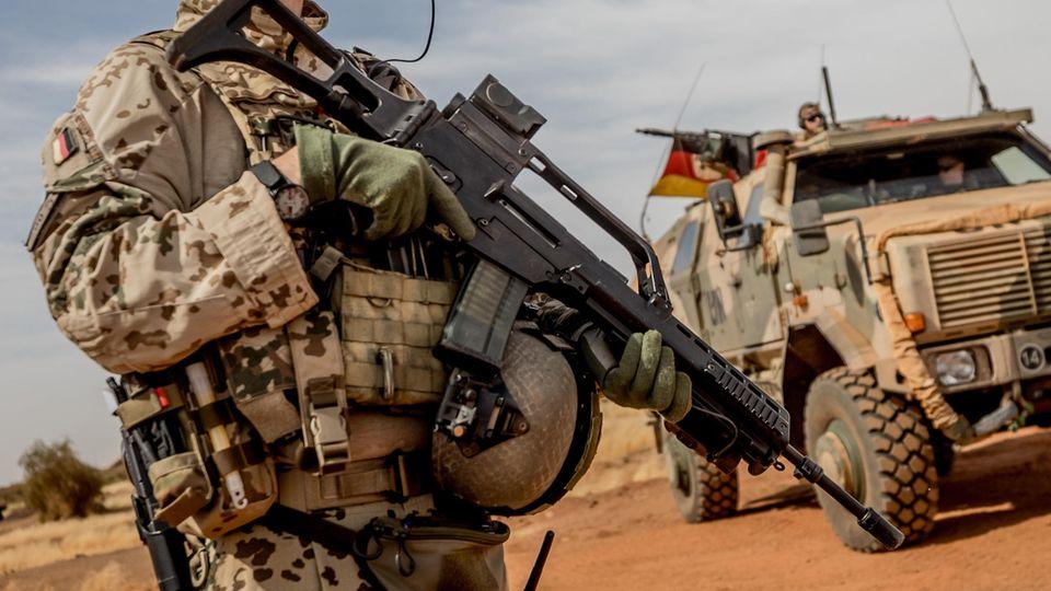 Bundeswehr Mali