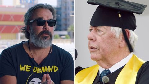 Trauernde Eltern David Keene legen Ex-NRA-Chef rein
