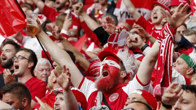Die Dänen haben vergangenen Dienstag im Parken Stadion lauthals gefeiert