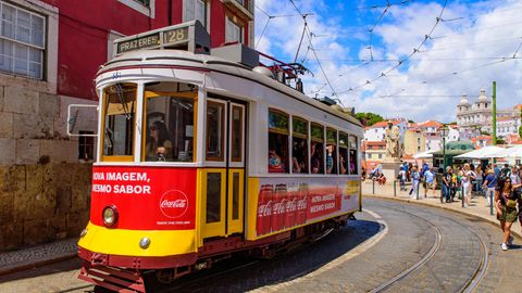 Lissabon: Die Bundesregierung hatPortugalals Virusvariantengebiete eingestuft
