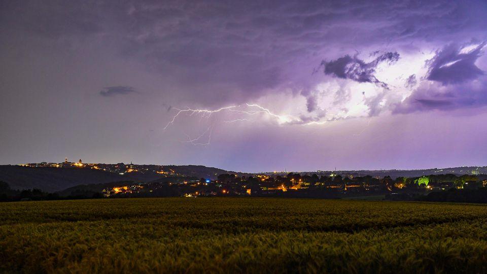Deutschland-Wetter: