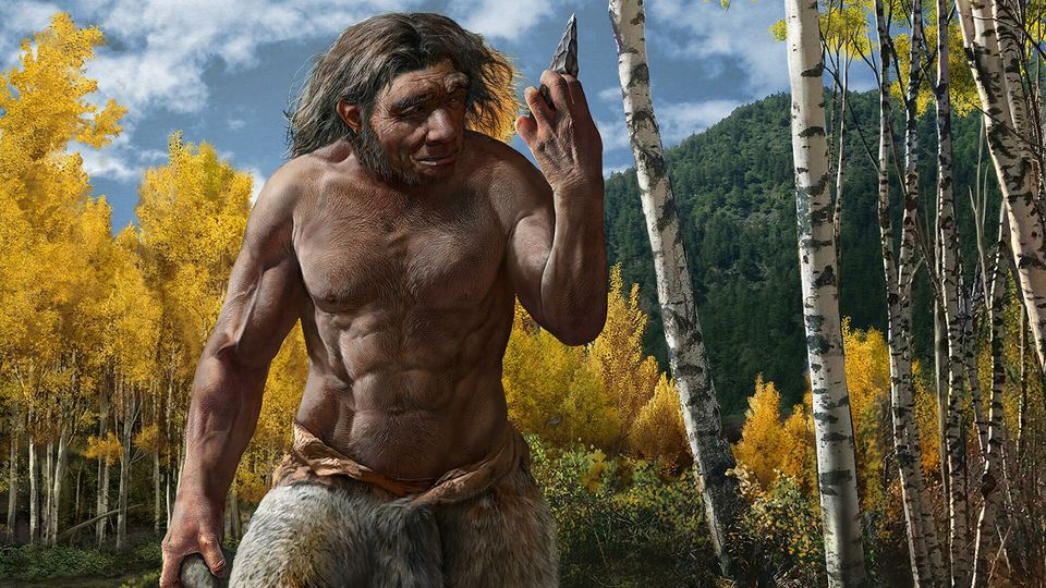 """Der """"Homo longi"""" war größer und kräftiger als der Homo Sapiens und ging doch unter"""